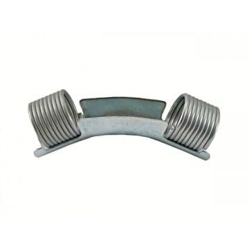 Отвод направляющий с кольцами 45° 25 для фиксаций поворота трубы REHAU RAUTITAN 11389111002