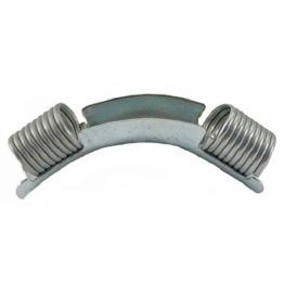 Отвод направляющий с кольцами 90° 16  для фиксаций поворота трубы REHAU RAUTITAN