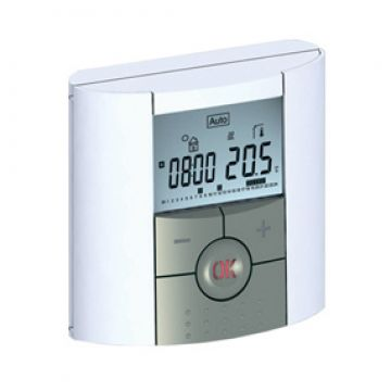 Термостат комнатный проводный с подсветкой BTD Watts 10025806