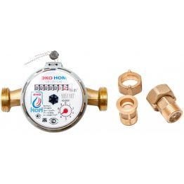 Счетчик воды универсальный ЭКО НОМ-15-110+КМЧ ОК