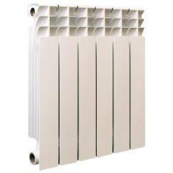 Радиатор алюминиевый 500/80 10 секций AQuaheat