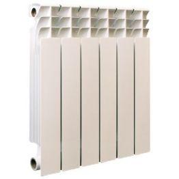Радиатор алюминиевый 500/80 12 секций AQuaheat