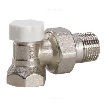 Клапан угловой для стальных труб easy DS 122 3/4 Luxor 11062700