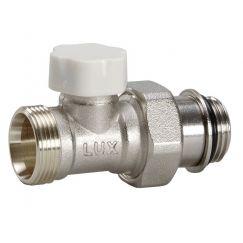 Клапан ручной регулировки линейный для пластиковых труб Easy DD 131 1/2 Luxor