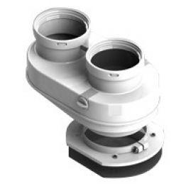 Разделительный комплект ф80/80 (совм. с Bosch, Buderus) фланц. Stout