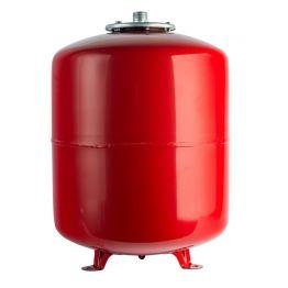 Расширительный бак 50л красный Stout STH-0006-000050