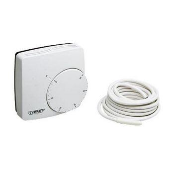 Термостат комнатный электронный WFHT-DUAL Watts 10021102