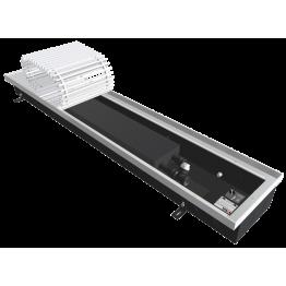 Конвектор с естественной конвекцией 90/360 2 теплообменника Vitron