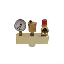 Группа безопасности котла KSG 30 3 бар (до 50 кВт) Watts 10005198