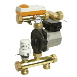 Модуль регулирующий для теплых полов FRG 3005-5 Watts