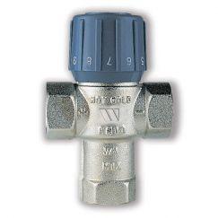 "Клапан термостатический подмешивающий AQUAMIX AM6311C1 1"" 25-50°С Watts"