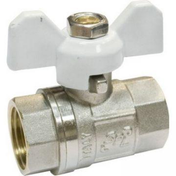 Кран шаровой SPL г/г бабочка 1/2 010600 (SPL 3300)