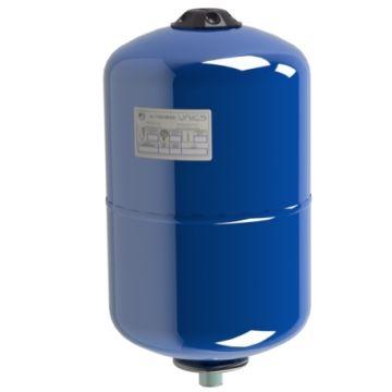 Гидроаккумулятор UNIGB Модель 24 л для водоснабжения вертикальный (цвет синий) И024ГВ