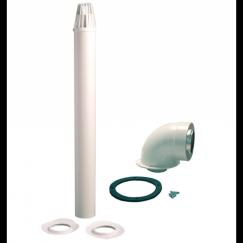 Комплект стандартный системы дымоудаления D60/100