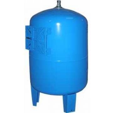 Гидроаккумулятор UNIGB Модель 50 л для водоснабжения вертикальный (цвет синий) М050ГВ
