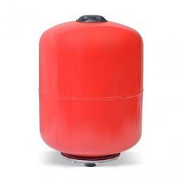 Расширительный бак UNIGB Модель 100 л для отопления вертикальный (цвет красный)
