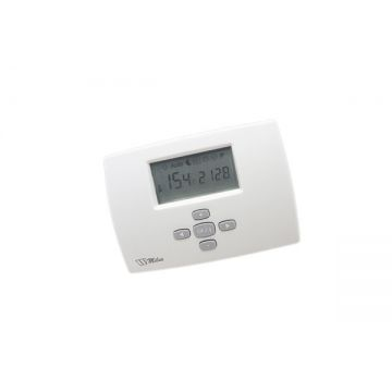 Термостат электронный программируемый проводный с подсветкой BTDP Watts 10025807