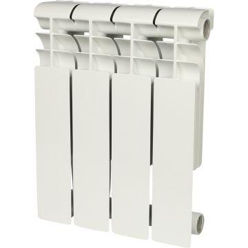 Радиатор алюминиевый Rommer Profi 350/80 4 секций 86620