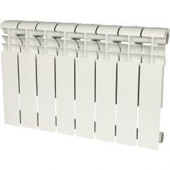 Радиатор алюминиевый Rommer Profi 350/80 8 секций