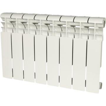 Радиатор алюминиевый Rommer Profi 350/80 8 секций 86622