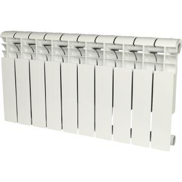 Радиатор алюминиевый Rommer Profi 350/80 10 секций 86623