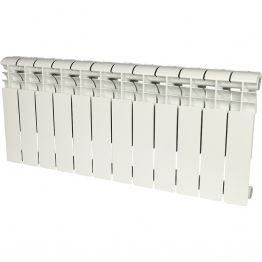 Радиатор алюминиевый Rommer Profi 350/80 12 секций