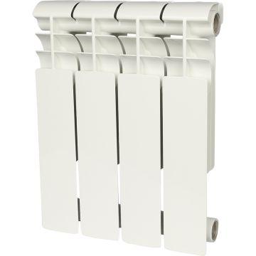 Радиатор биметаллический Rommer Profi 350/80 4 секции 86629