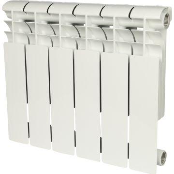 Радиатор биметаллический Rommer Profi 350/80 6 секций 86630