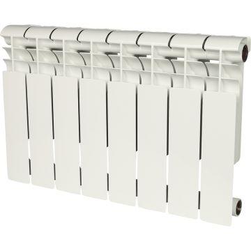 Радиатор биметаллический Rommer Profi 350/80 8 секций 86631