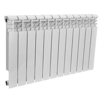Радиатор биметаллический Rommer Profi 350/80 12 секций 86633