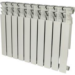 Радиатор алюминиевый Rommer Plus 500/100 10 секций
