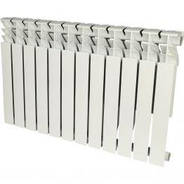 Радиатор алюминиевый Rommer Plus 500/100 12 секций