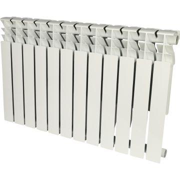 Радиатор алюминиевый Rommer Plus 500/100 12 секций 89567