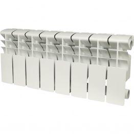 Радиатор алюминиевый Rommer Plus 200/100 8 секций