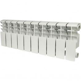 Радиатор алюминиевый Rommer Plus 200/100 10 секций