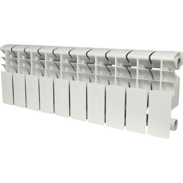 Радиатор алюминиевый Rommer Plus 200/100 10 секций 89991