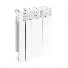 Радиатор алюминиевый AQUAPROM 500/80 6 секций