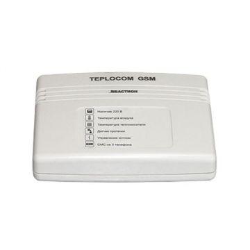 Теплоинформатор TEPLOCOM GSM Pro 444