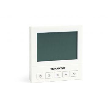 Термостат комнатный TEPLOCOM TS-Prog-220/3A 913