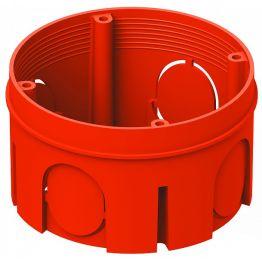 Коробка установочная, круглая (аналог КУВ - 1м), внутр. размер 64 х 38 мм, размер ниши 68 х 40 мм, н КУ1106