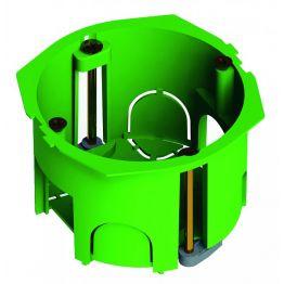 Коробка установочная для полых стен пласт. лапки 64x40 мм IP30 | 336шт | Hegel КУ1203