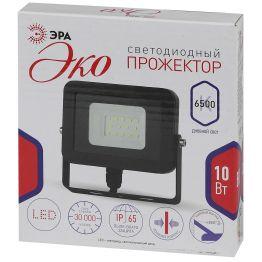 Светодиодный прожектор ЭРА LPR-10-6500К-М SMD 700Лм Eco Slim