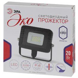 Светодиодный прожектор ЭРА LPR-20-6500К-М SMD Eco Slim Б0027789