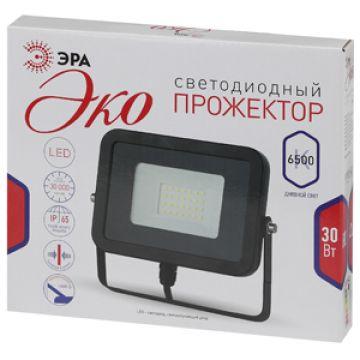 Светодиодный прожектор ЭРА LPR-30-6500К-М SMD Eco Slim Б0027792