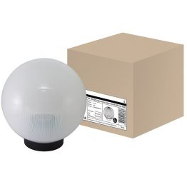 Светильник НТУ 02-60-252 шар/опал с огранкой ø250мм TDM SQ0330-0321