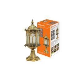 Светильник садово-парковый Глазурь 60Вт стойка прозрач/бронза E27 TDM SQ0330-0328