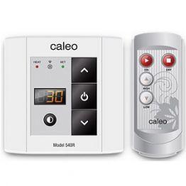 Терморегулятор CALEO 330R 3 кВт, встраиваемый с ДУ