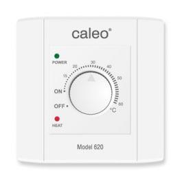 Терморегулятор CALEO 620 1,5кВт, встраиваемый, механическое управ