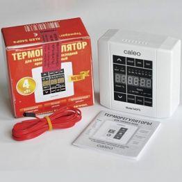 Терморегулятор CALEO 540PS 4 кВт накладной программируемый