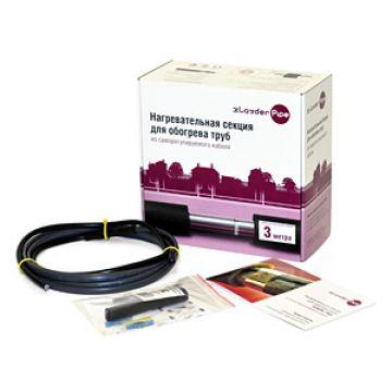 Нагревательная секция из саморегулируемого xLayder Pipe EHL-16CR-3 комплект 222